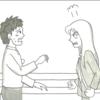 [ま]鉄拳×Norton スペシャルパラパラ漫画「キズナ」にまたしてもウルッとね @kun_maa