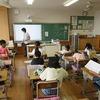 2学期スタート⑤ 学活の様子 3年生