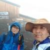 2017 富士山 吉田ルート山開き!! 7月1日は風だったので8合目まで登りました!!