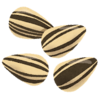 カルディで見つけたひまわりの種はお菓子?な感じでした。🐹