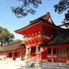 源頼朝に馬をあげた安馬谷の人たち。縁の八幡神社を中心に国中の祭りが行われます。