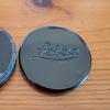 A36 真鍮ブラックペイント Leicaレンズキャップ 2