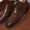 革靴リペア(カラー補修)