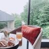 シェラトン都ホテル東京宿泊記(朝食と渋谷ワイナリーと泡泡タイム)