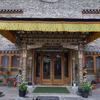 / 女海外一人旅 / ブータンのホテル