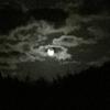 """""""名月が満月とは限らない""""んだって‥ ~A good moon is not always a full moon."""