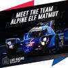 当社はAlpine ELF Matmutチームを全力でサポートします。