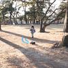ラジコンで運動不足解消_2歳9ヶ月