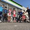ロードバイク - 三味線レーシング周回練(6周)