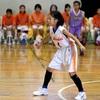 バスケ・ミニバス写真館69 一眼レフで撮影したバスケットボール試合の写真