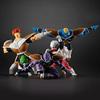 【ドラゴンボールZ】HGシリーズ『HGドラゴンボール ギニュー特戦隊セット』全5種【バンダイ】より2019年10月発売予定♪