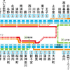 京浜東北根岸線 桜木町大船駅間の運転見合わせ。振替輸送を行っています。