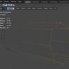 blender 2.9 の Grid Fillによる簡単面貼り