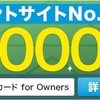 カード申し込みのタイミングって難しいですね、、、2,500円損した(><)