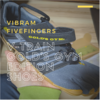 Vibram FiveFingers / V-Train Gold's Gym Edition Shoes