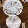 以前、名品と紹介した扇風機があっという間に故障しました・・