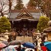 御朱印巡り #001-002 2019年最後の成田山新勝寺へのお参り