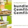 bundle, Gemfile, Gemfile.lock