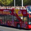 サンアントニオ観光にはオープントップバスが便利