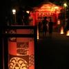 江の島灯篭2018