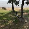 琵琶湖へサイクリング