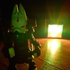 「三頭身 狐武者」~狐獣人×甲冑!?レクサスやベンツと比較しよう!~(謎ガチャシリーズ10)