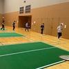 守山バウンドテニス教室 第1回