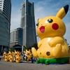 横浜で思った以上にピカチュウが大発生していた件