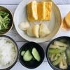 【節約おうちごはん】夏バテには和食がいいね~