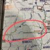 6月30日のツーリング 道路探索