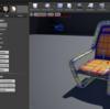 UE4 新しいポリゴンモデリング機能(メッシュエディター)を使ってみる