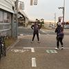 守山のハンバーガー&近江試乗会ライド