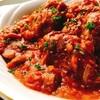 鶏のトマト煮チキンカチャトーラ