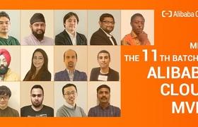 Alibaba Cloud MVPにSBクラウド社員が選出されました