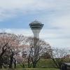 観光地、函館市で「桜・お花見」で有名な五稜郭公園を散歩してみた!!