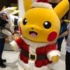サンタピカチュウにキテルグマも登場!クリスマスイブのポケモンセンターサッポロは激混みでした