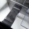 浴室のステンレス(メッキ)部分の水垢を落とす最終手段、のようなもの