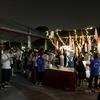 ベトナム・ハノイ大学の新入生歓迎フェスに潜入調査!!まさに高校の◯◯みたい!?:9月5日