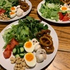 食べ過ぎ調整サラダ