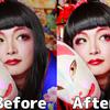 【Photoshopレタッチ術】ハイパスフィルタを使う技