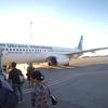 ウクライナ旅行[79] キエフ・ボリスピル国際空港からウクライナ国際航空UIAの直行便で行くウクライナ国内・国外旅行