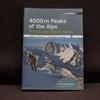 ヨーロッパアルプス4000m峰のガイド本