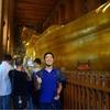タイの伝統医療。