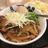 松屋 沖縄ラフテー風「牛と味玉の豚角煮丼」食べてきた!