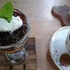 松江市 カフェ「自家焙煎珈琲 CafeKubel (カフェクベル)」~夏に幸せ♡コーヒーゼリーのパフェ