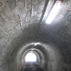 細いトンネル