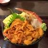 北海道でウニを食す!静内編