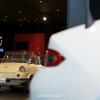 マツダブランドスペース大阪でのR360クーペとロードスター100周年特別記念車の展示は7月27日までの予定。