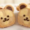 ダッフィーのアイスボックスクッキー作ってみた!