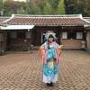楊貴妃衣装体験〜♪♪リトルワールド中国♪名古屋旅行♪